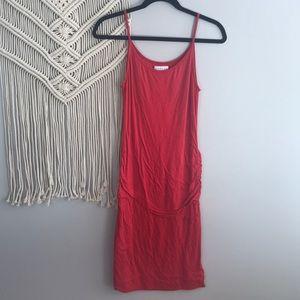 VELVET BY GRAHAM & SPENCER Cinch Mini Dress M